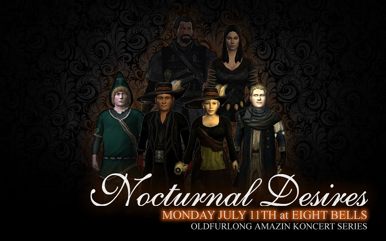 Nocturnal Desires