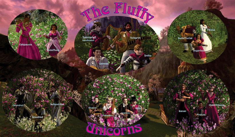 The Fluffy Unicorns
