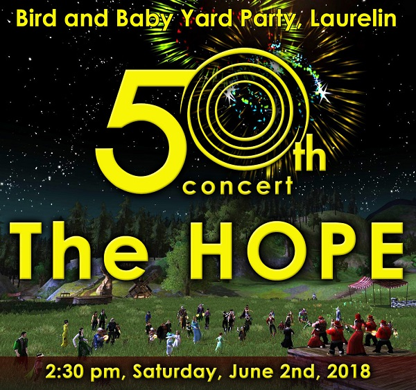 The HOPE 50th